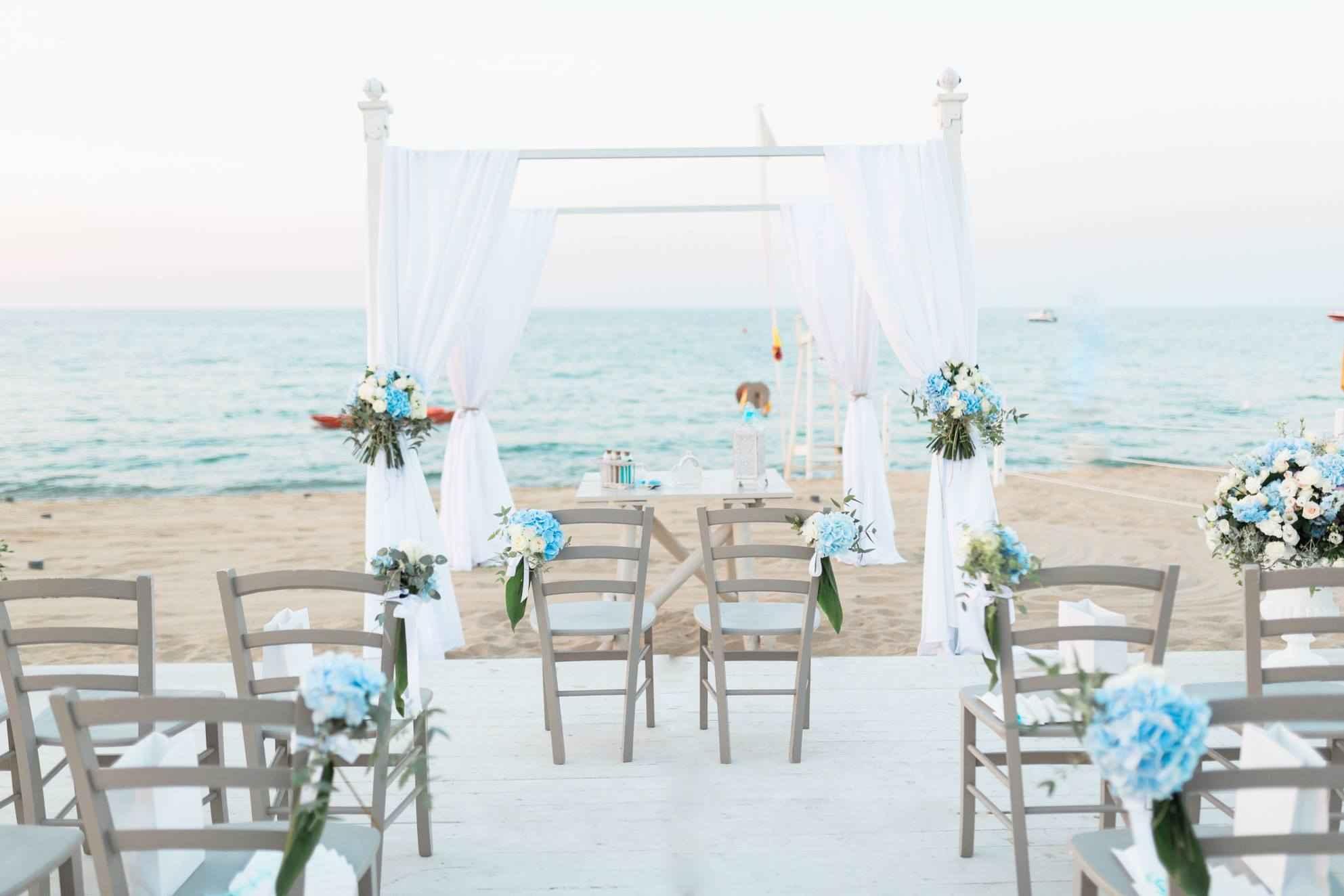 puglia beach wedding venues